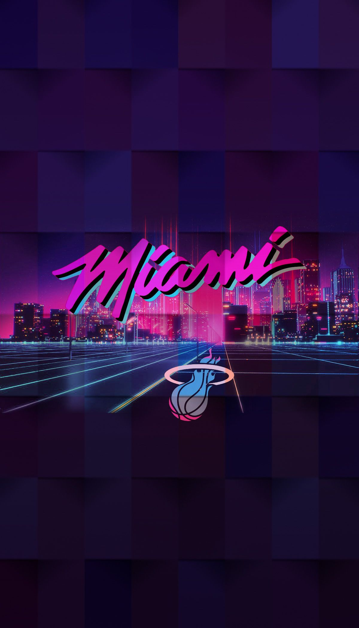 Miami Heat Wallpapers Iphone - KoLPaPer - Awesome Free HD ...