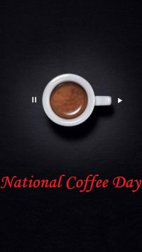 National Coffee Day Wallpapers