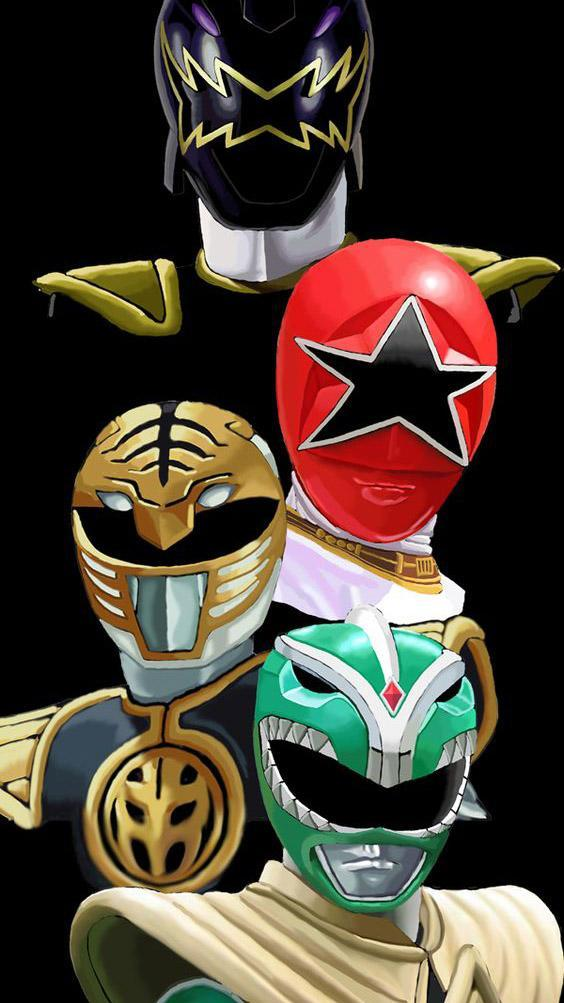 Power Rangers Phone Wallpapers