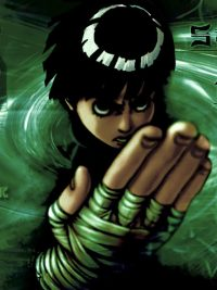 Rock Lee Wallpapers for Iphone