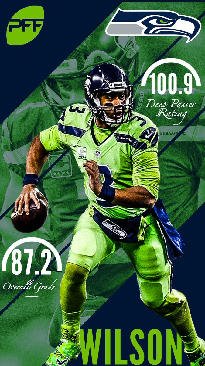 Russell Wilson Seahawks Wallpapers Kolpaper Awesome Free Hd Wallpapers