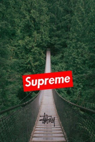 Supreme Bridge Wallpaper