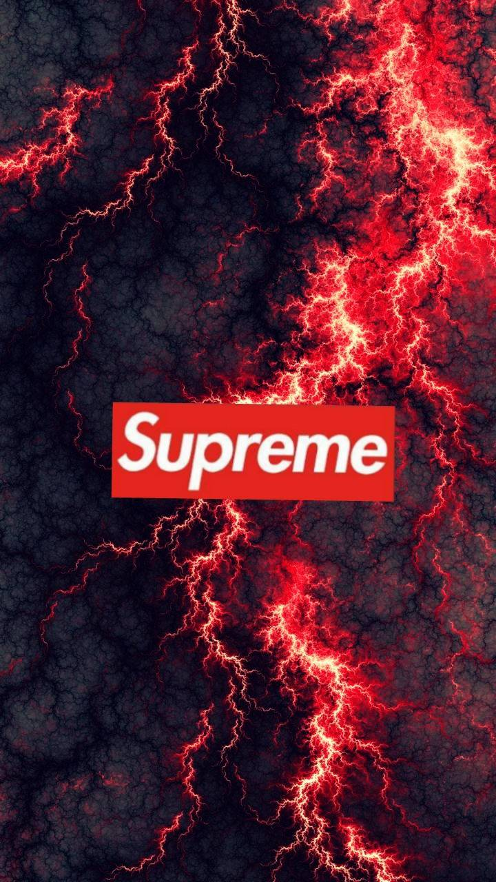 Supreme Lockscreen