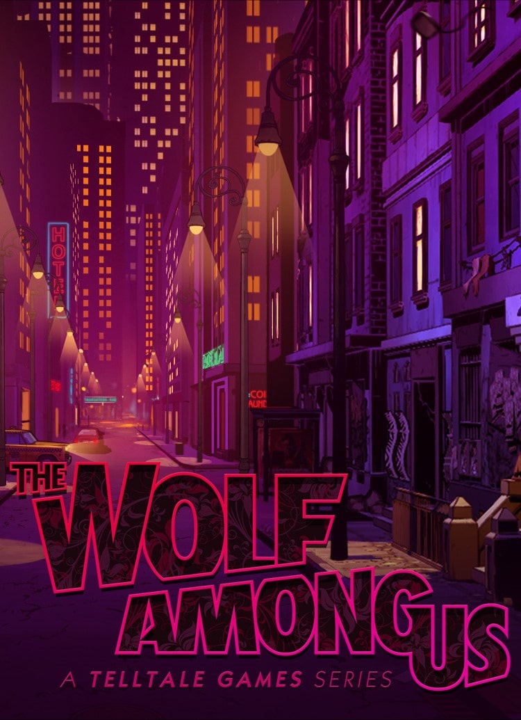 The Wolf Among Us Wallpaper Iphone Kolpaper Awesome Free Hd Wallpapers