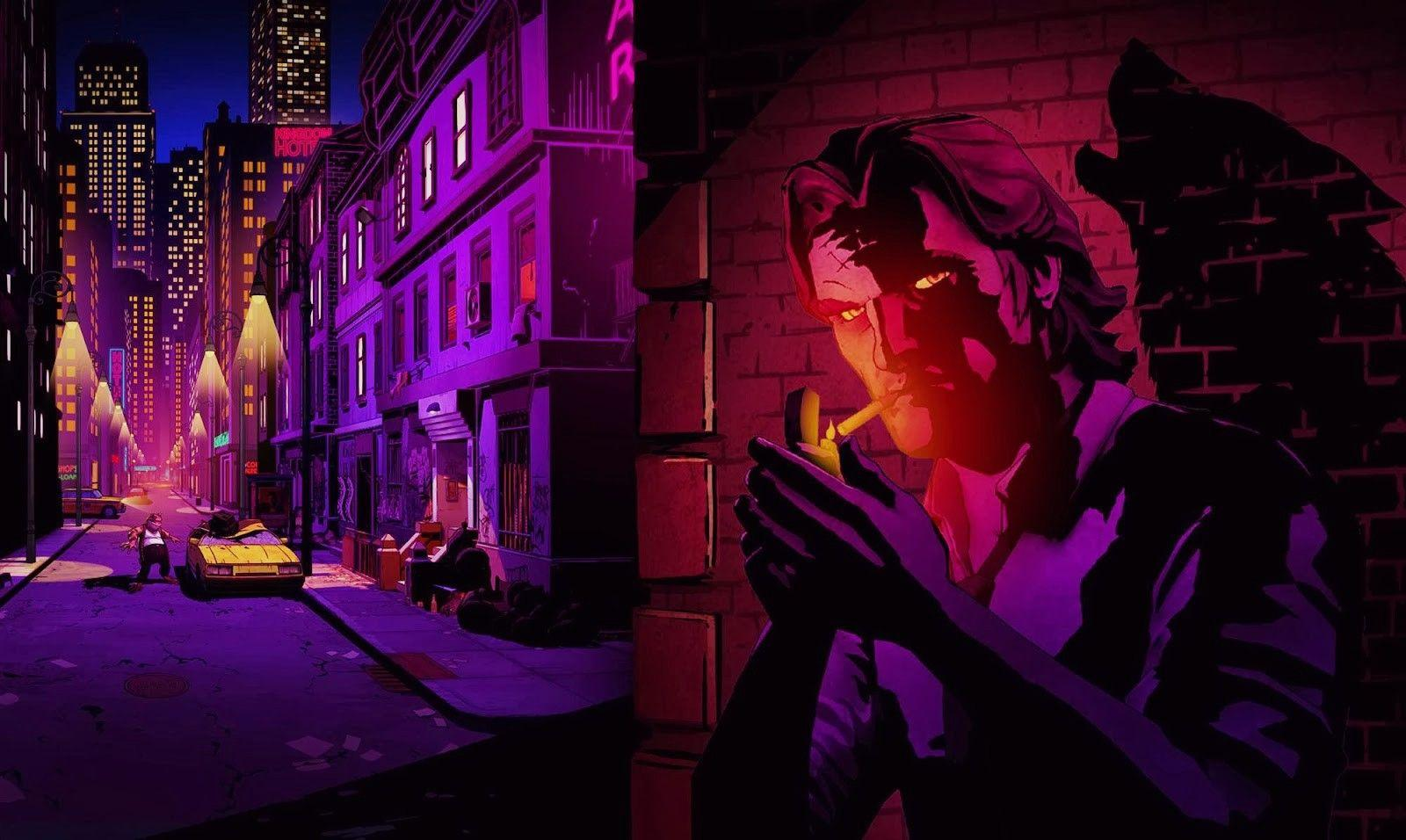 The Wolf Among Us Wallpaper Pc Kolpaper Awesome Free Hd Wallpapers