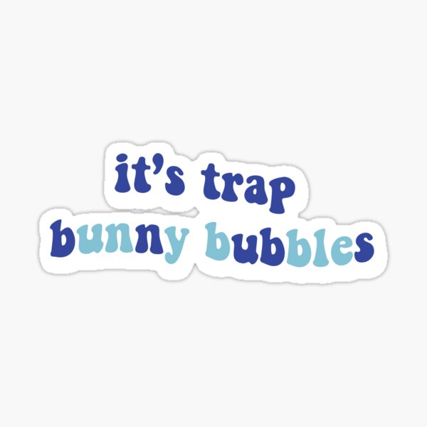 Trap Bunny Bubbles Wallpaper 2