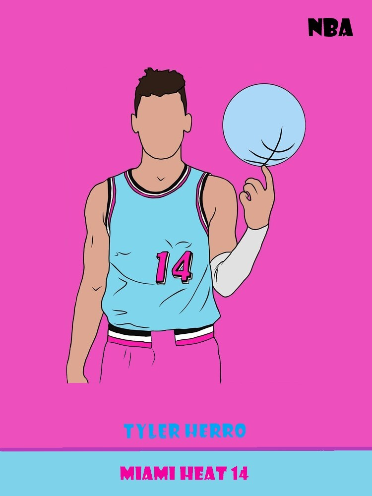 Tyler Herro Background Image Kolpaper Awesome Free Hd Wallpapers
