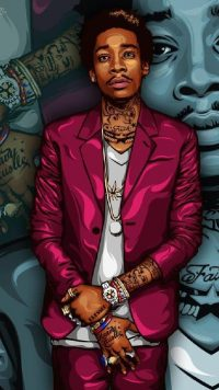 Wallpapers Wiz Khalifa
