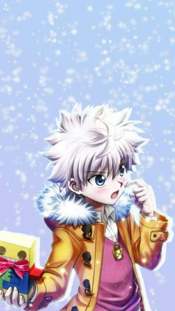 Cute Killua Wallpapers - KoLPaPer - Awesome Free HD Wallpapers