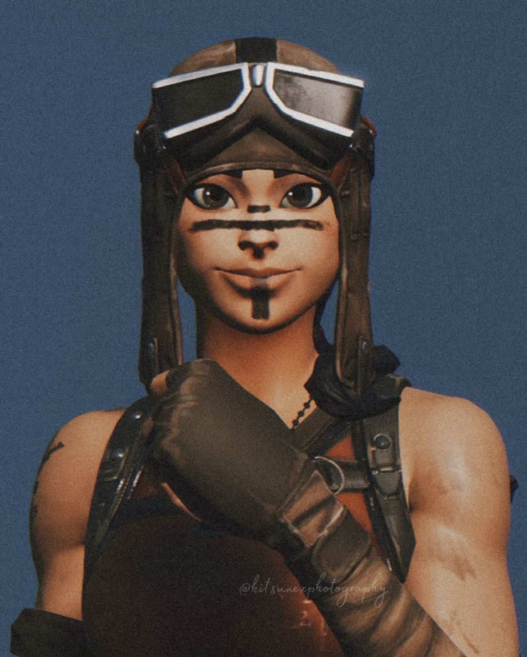 Fortnite Renegade Raider Wallpapers