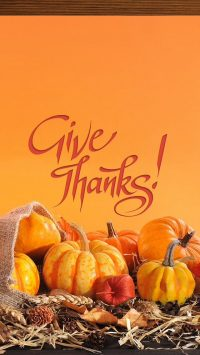 Give Thanks Wallpaper 4