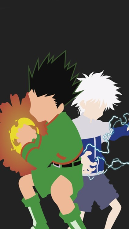 Gon And Killua Iphone Wallpapers Kolpaper Awesome Free Hd Wallpapers