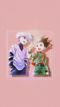 Gon and Killua Wallpaper 5