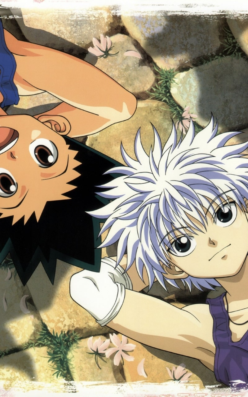 Gon And Killua Wallpaper For Iphone Kolpaper Awesome Free Hd Wallpapers