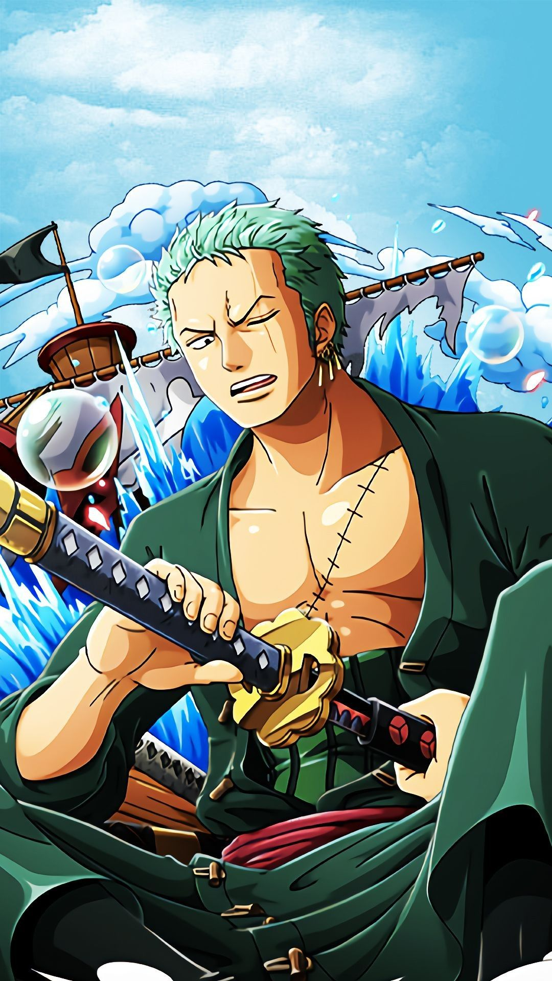 Iphone Zoro Wallpapers - KoLPaPer - Awesome Free HD Wallpapers