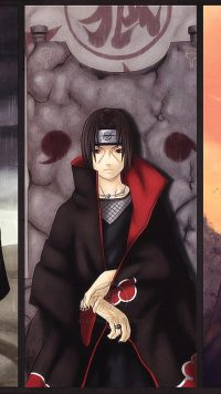 Itachi iPhone Wallpaper 2