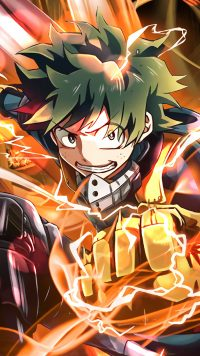 Izuku Midoriya Wallpaper 3