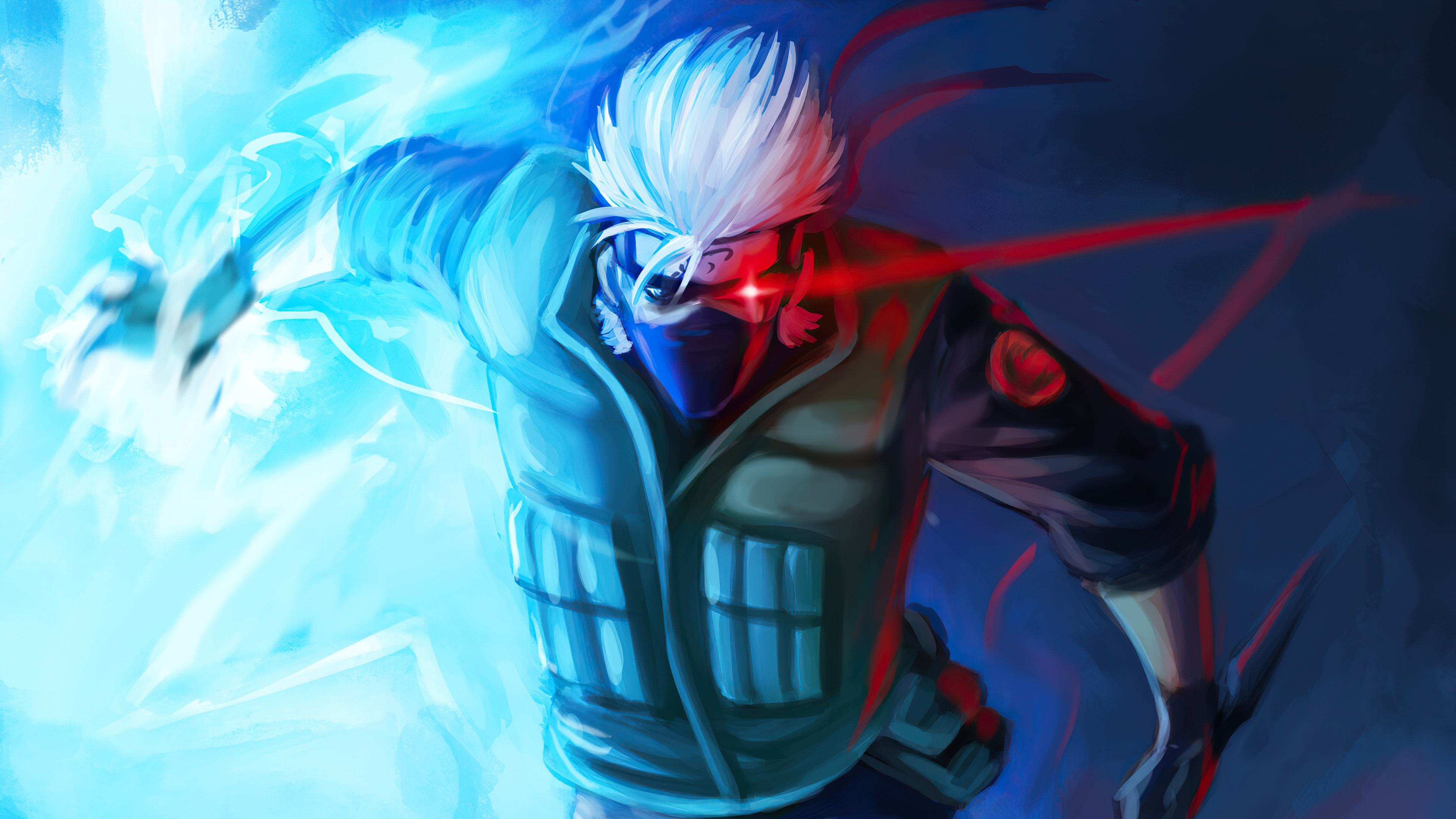 Kakashi 4k Wallpapers Kolpaper Awesome Free Hd Wallpapers