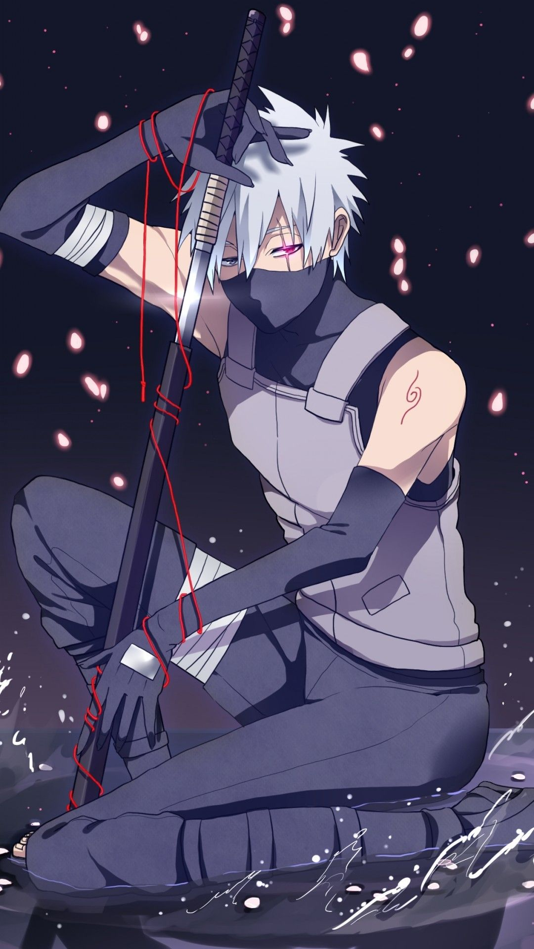 Kakashi Hatake Naruto Wallpapers