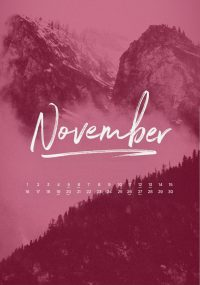 November Wallpapers 2