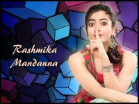 Rashmika Mandanna Wallpaper 3