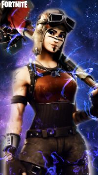 Renegade Raider Fortnite Wallpapers