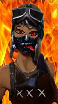 Renegade Raider iPhone Wallpaper 2