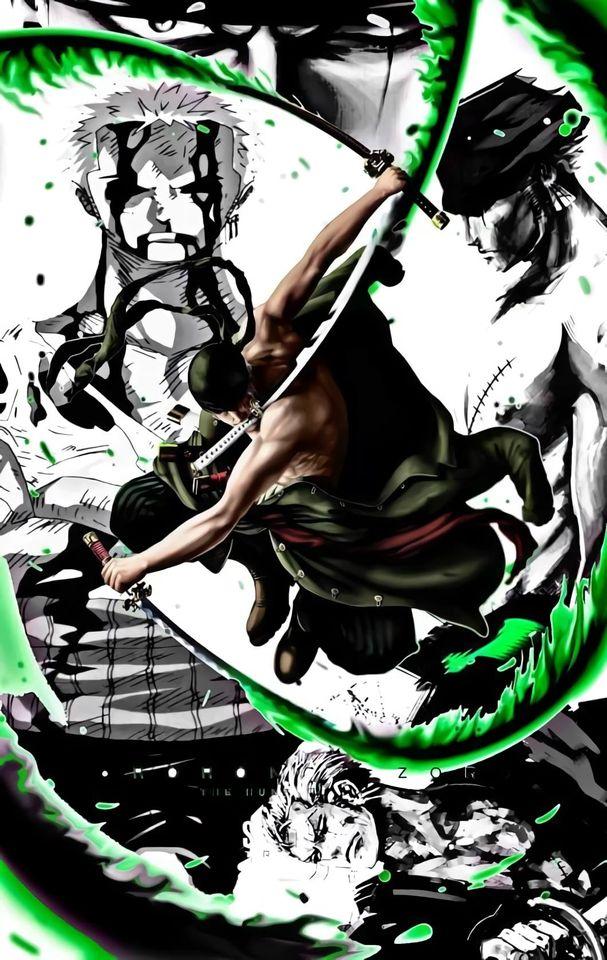 Roronoa Zoro Wallpapers Iphone Kolpaper Awesome Free Hd Wallpapers