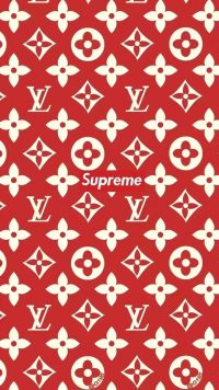 Supreme Louis Vuitton Wallpapers