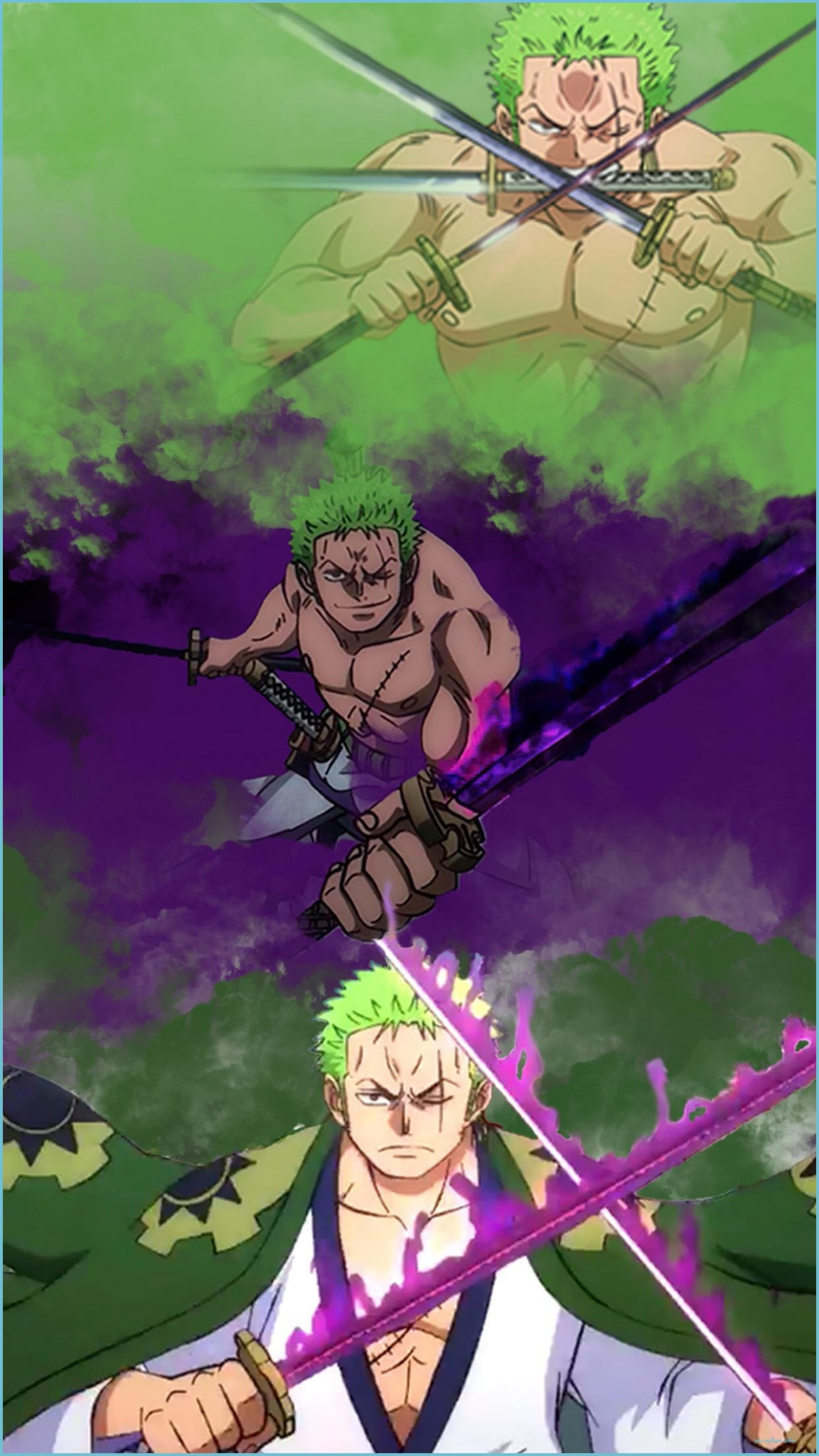 Zoro Wallpapers for Iphone - KoLPaPer - Awesome Free HD ...