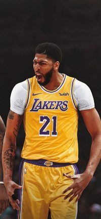 iPhone Anthony Davis Wallpapers
