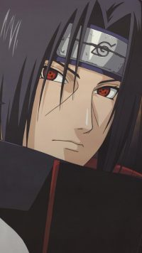 iPhone Itachi Uchiha Wallpapers