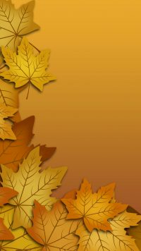 Autumn Leaves Wallpaper 8