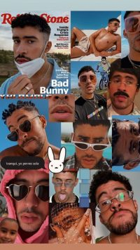 Bad Bunny Background 2