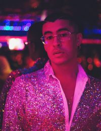 Bad Bunny Fashion Wallpaper