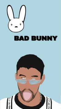 Bad Bunny iPhone Wallpapers