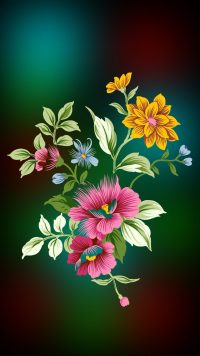 Best Floral Wallpapers
