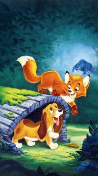 Cartoon Fox Wallpaper 2