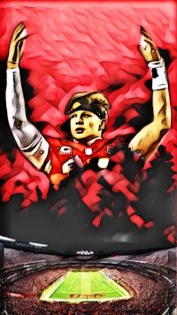 Chiefs Patrick Mahomes Wallpaper 2