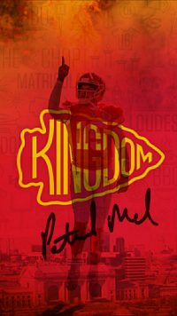 Chiefs Patrick Mahomes Wallpaper