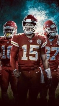 Chiefs Patrick Mahomes Wallpaper 3