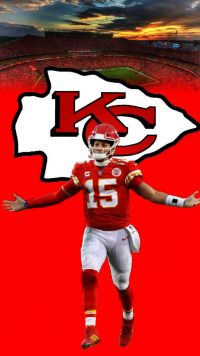 Chiefs Patrick Mahomes Wallpaper 4