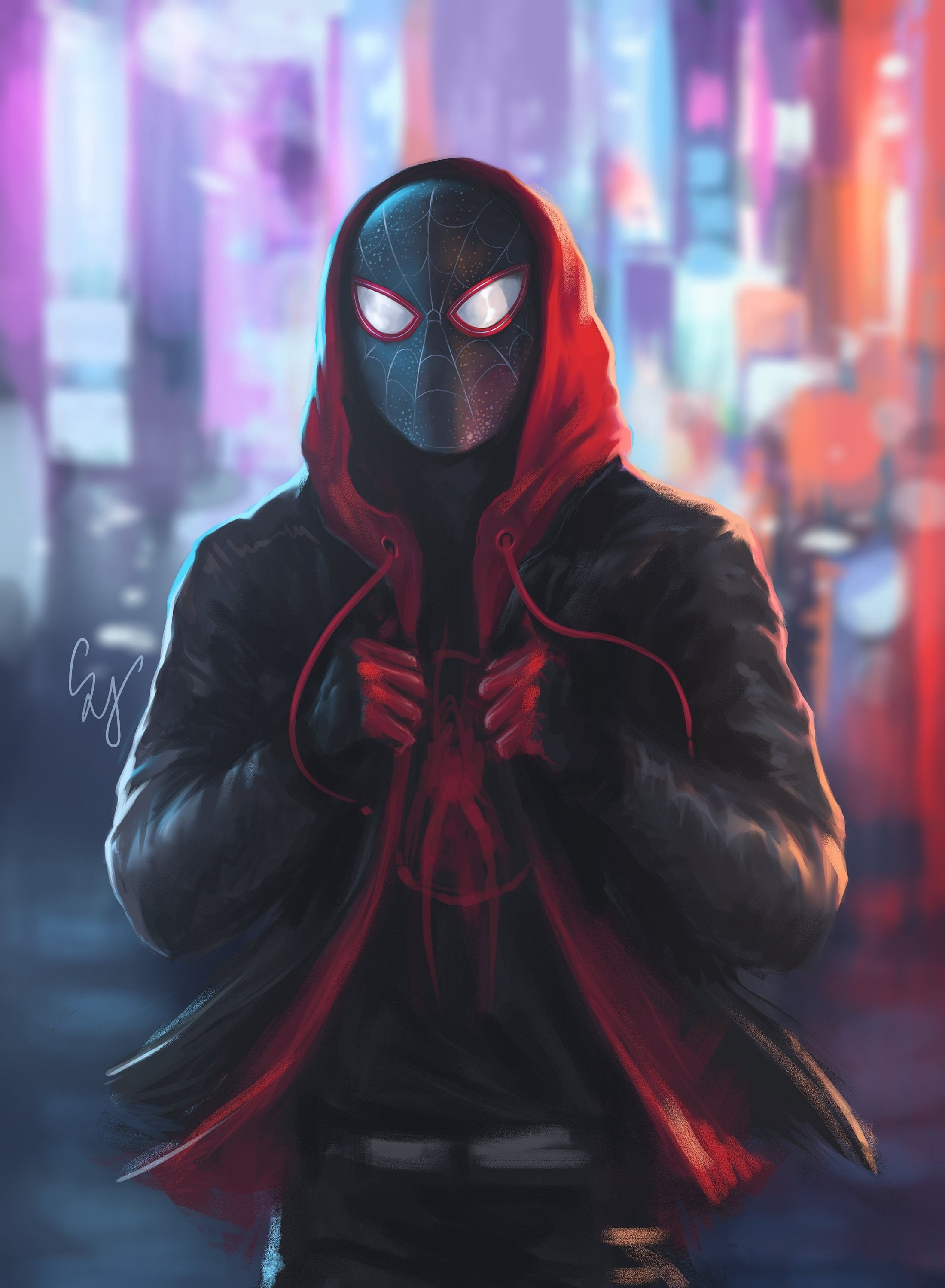 Cool Miles Morales Wallpapers - KoLPaPer - Awesome Free HD ...