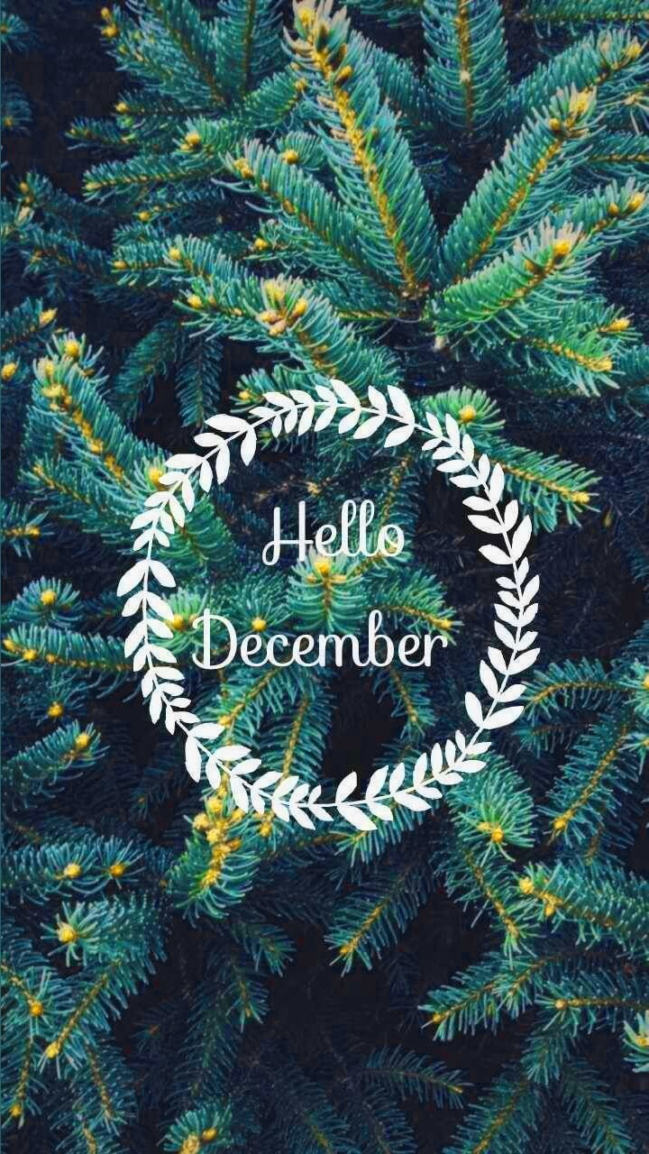 December iPhone Wallpaper