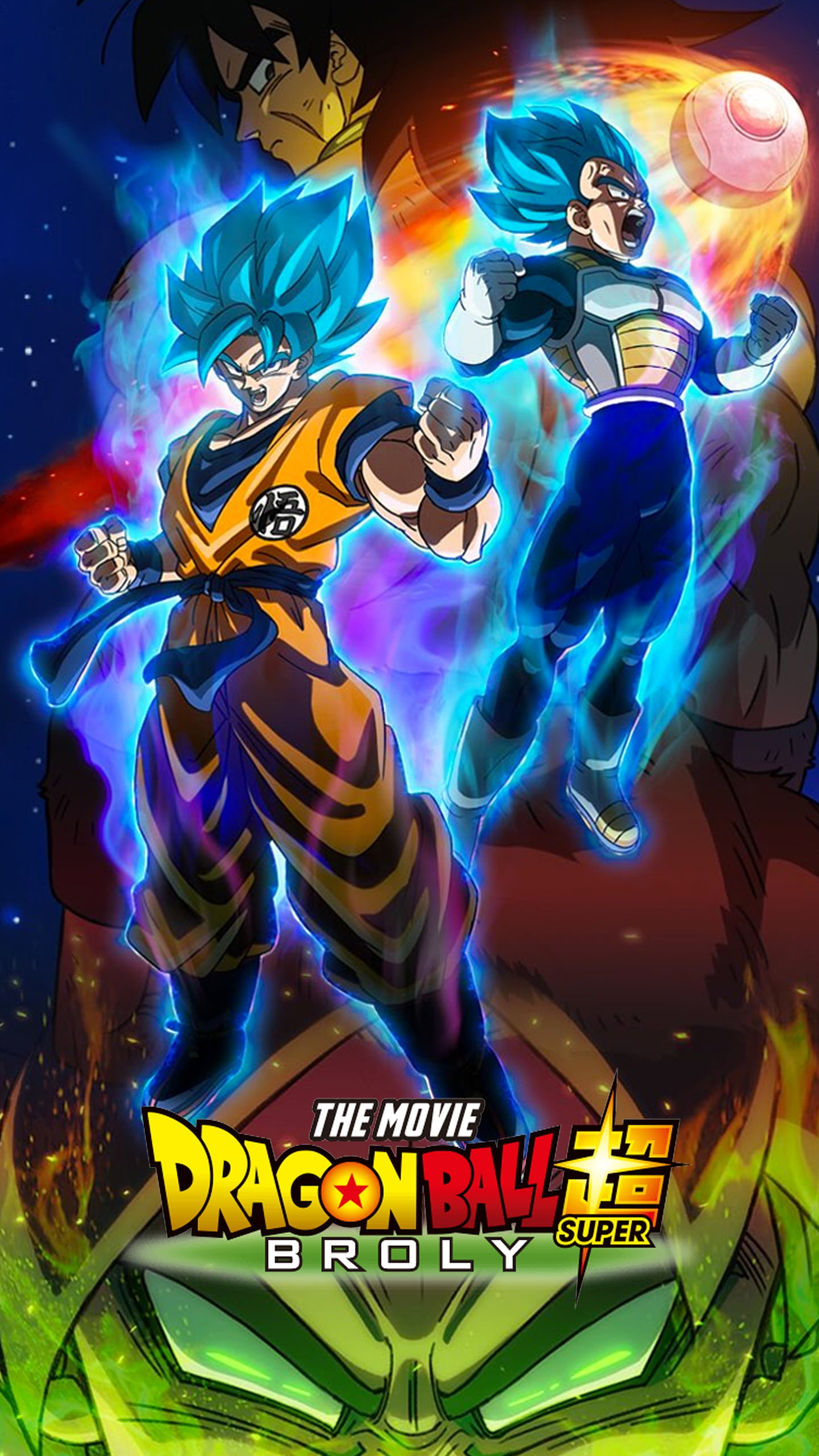 Dragon Ball Super Broly Wallpapers Kolpaper Awesome Free Hd Wallpapers