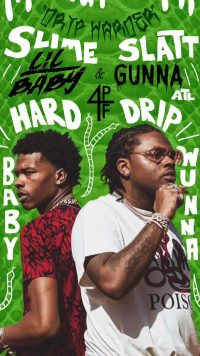 Gunna and Lil Baby Wallpaper 2