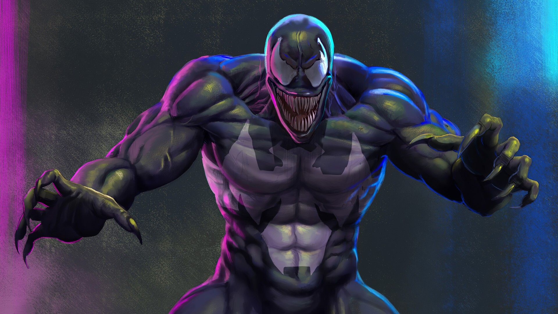 HD Venom Wallpaper