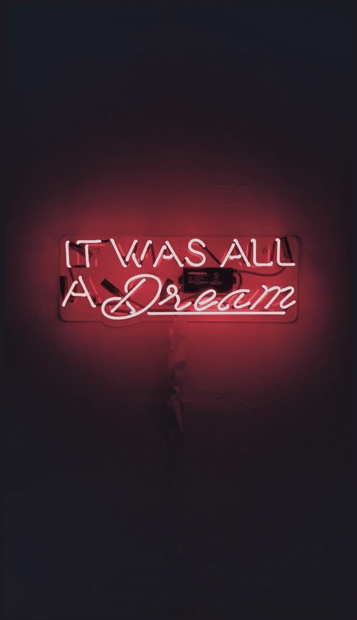 It Was All A Dream Lock Screen Kolpaper Awesome Free Hd Wallpapers