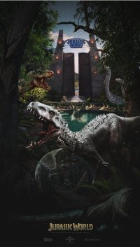 Jurassic World Dinosaur Wallpaper 3