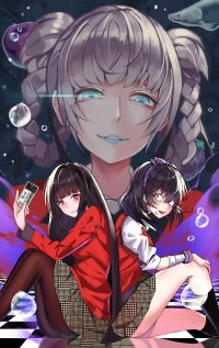 Kakegurui Wallpapers